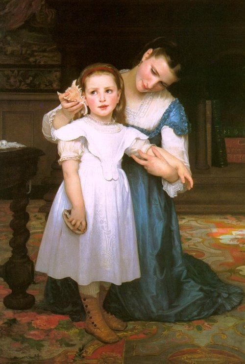 William-Adolphe Bouguereau, 1871