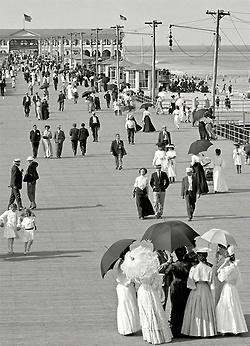 Jersey Shore, circa 1905
